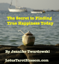 "Get Your Free Copy of ""The Secret to Finding True Happiness Today"""