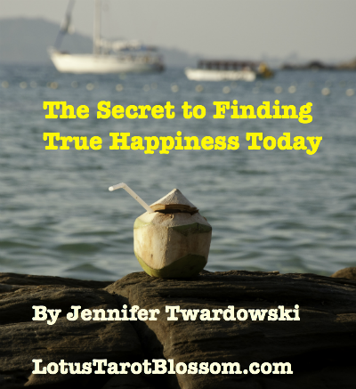 The Secret to Finding True Happiness Today
